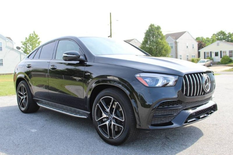 Used Mercedes-Benz GLE53 Coupe AMG 2021 | Morsi Automotive Corp. New Castle, Delaware