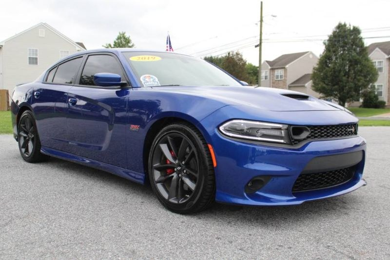 Used Dodge Charger R/T Scat Pack 2019   Morsi Automotive Corp. New Castle, Delaware