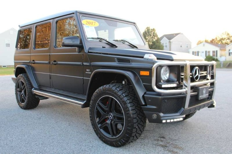 Used Mercedes-Benz G-Class G63 AMG 2017 | Morsi Automotive Corp. New Castle, Delaware