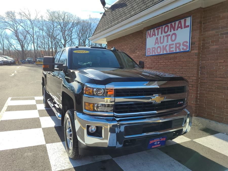 Used 2017 Chevrolet Silverado 2500HD in Waterbury, Connecticut | National Auto Brokers, Inc.. Waterbury, Connecticut