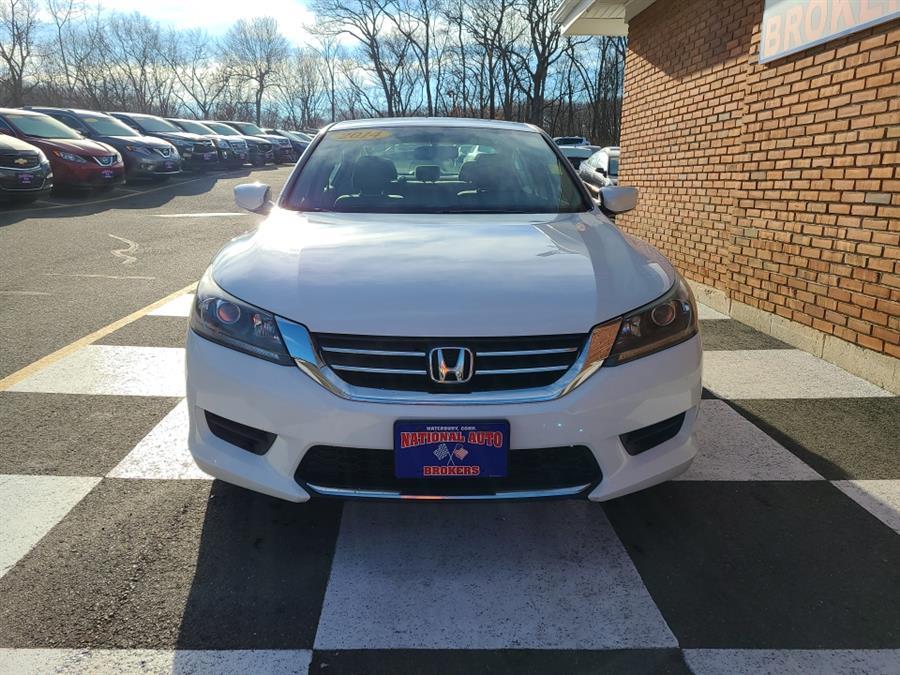 Used Honda Accord Sedan 4dr LX 2014 | National Auto Brokers, Inc.. Waterbury, Connecticut