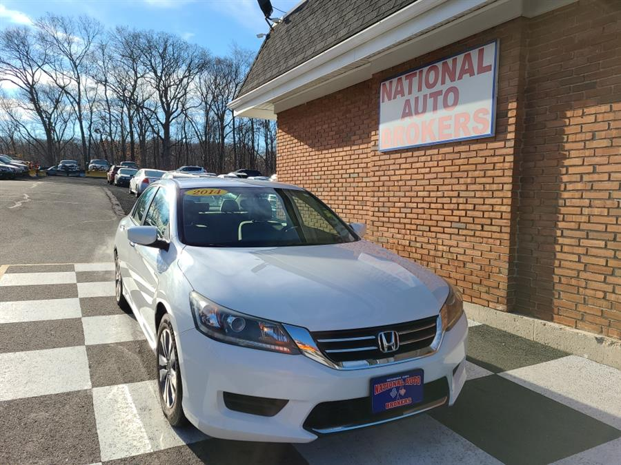 Used 2014 Honda Accord Sedan in Waterbury, Connecticut | National Auto Brokers, Inc.. Waterbury, Connecticut