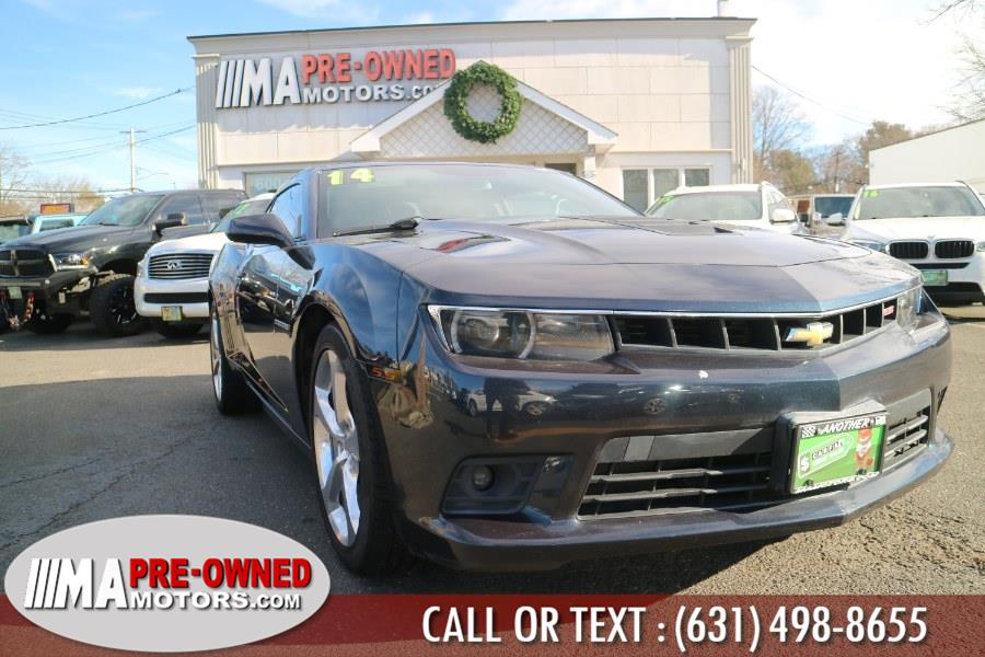 Used 2014 Chevrolet Camaro in Huntington, New York | M & A Motors. Huntington, New York