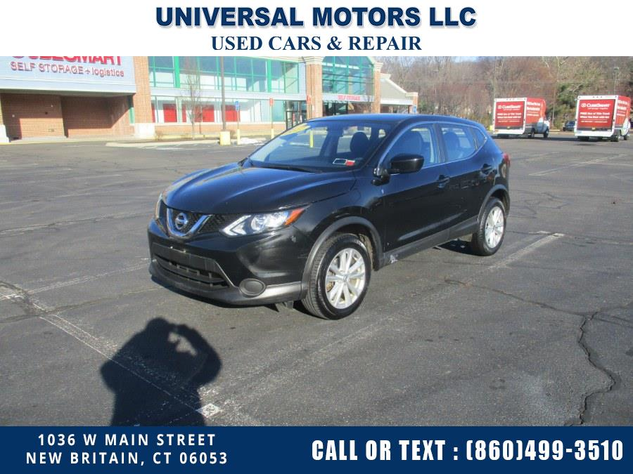Used 2017 Nissan Rogue Sport in New Britain, Connecticut | Universal Motors LLC. New Britain, Connecticut