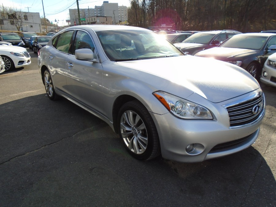 Used 2012 INFINITI M37 in Waterbury, Connecticut | Jim Juliani Motors. Waterbury, Connecticut