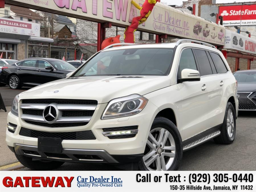 Used 2013 Mercedes-Benz GL-Class in Jamaica, New York | Gateway Car Dealer Inc. Jamaica, New York