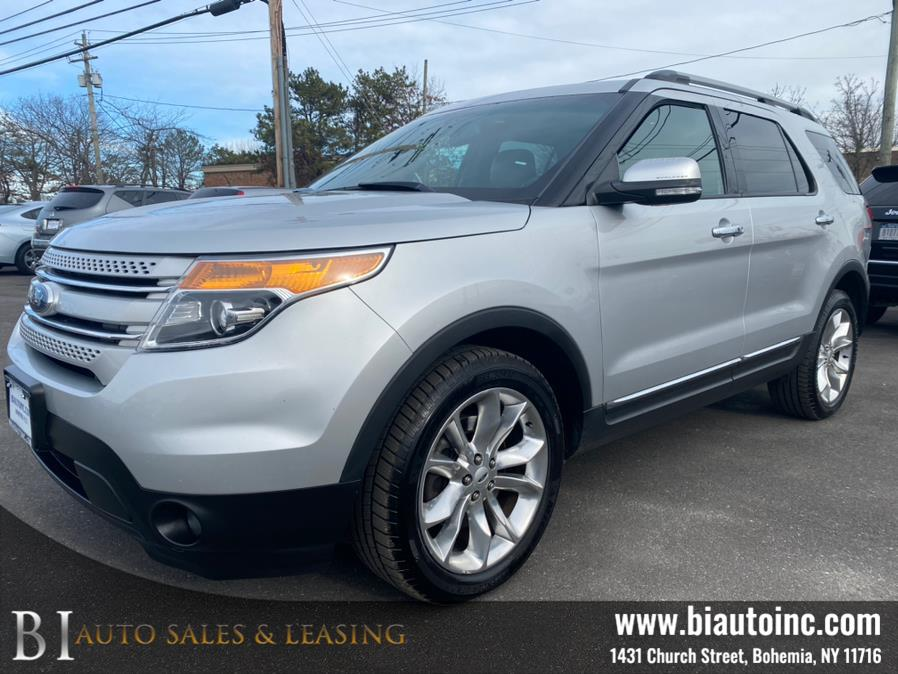 Used Ford Explorer 4WD 4dr Limited 2014 | B I Auto Sales. Bohemia, New York