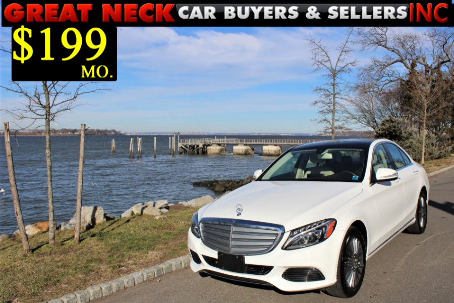 Used Mercedes-Benz C-Class 4dr Sdn C300 Sport 4MATIC 2015