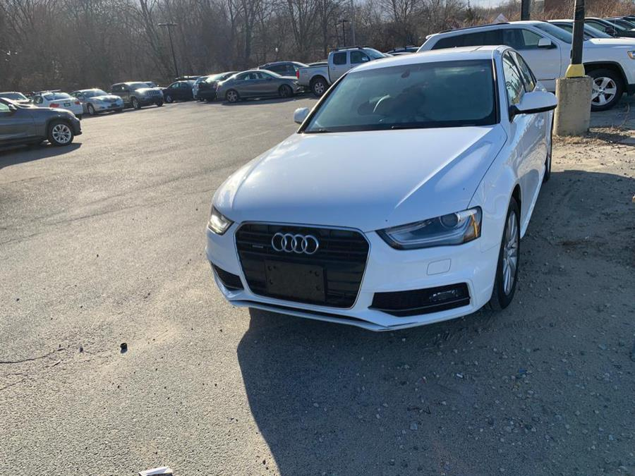 Used 2015 Audi A4 in Raynham, Massachusetts | J & A Auto Center. Raynham, Massachusetts