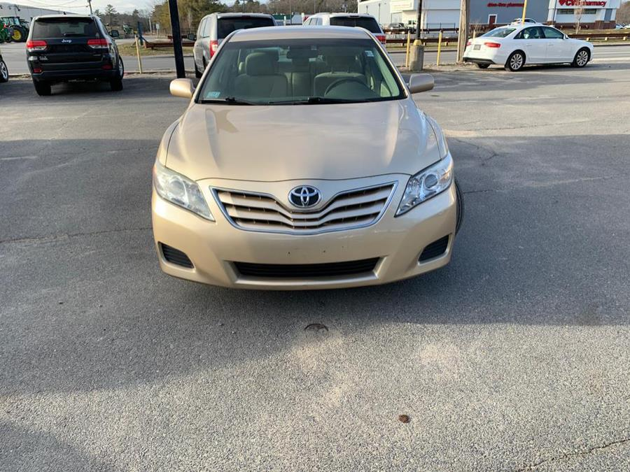 Used Toyota Camry 4dr Sdn I4 Auto LE (Natl) 2010 | J & A Auto Center. Raynham, Massachusetts