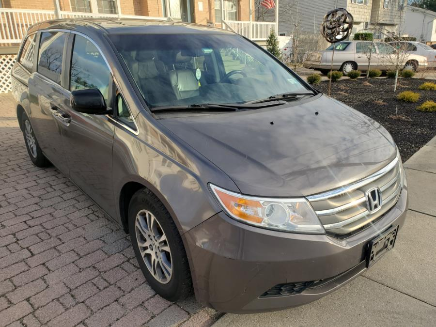 Used 2012 Honda Odyssey in West Babylon, New York | SGM Auto Sales. West Babylon, New York