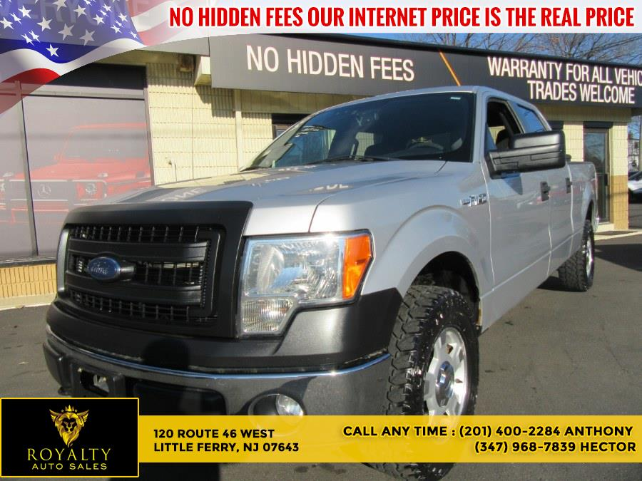 Used 2014 Ford F-150 in Little Ferry, New Jersey | Royalty Auto Sales. Little Ferry, New Jersey