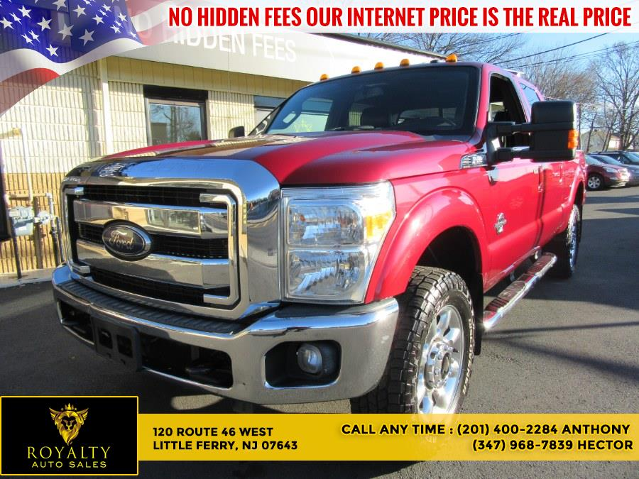 Used 2015 Ford Super Duty F-350 SRW in Little Ferry, New Jersey | Royalty Auto Sales. Little Ferry, New Jersey