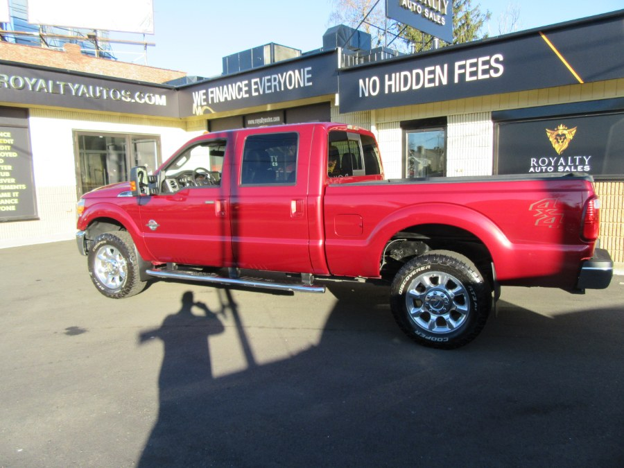 """Used Ford Super Duty F-350 SRW 4WD Crew Cab 156"""" Lariat 2015 