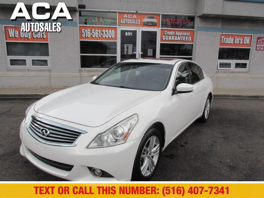 Used 2010 Infiniti G37 Sedan in Lynbrook, New York | ACA Auto Sales. Lynbrook, New York