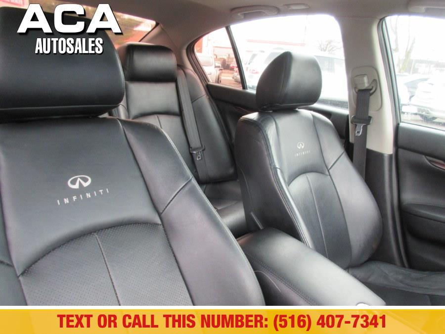 Used Infiniti G37 Sedan 4dr x AWD 2010 | ACA Auto Sales. Lynbrook, New York