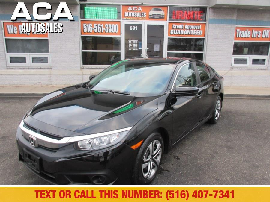 Used 2018 Honda Civic Sedan in Lynbrook, New York | ACA Auto Sales. Lynbrook, New York