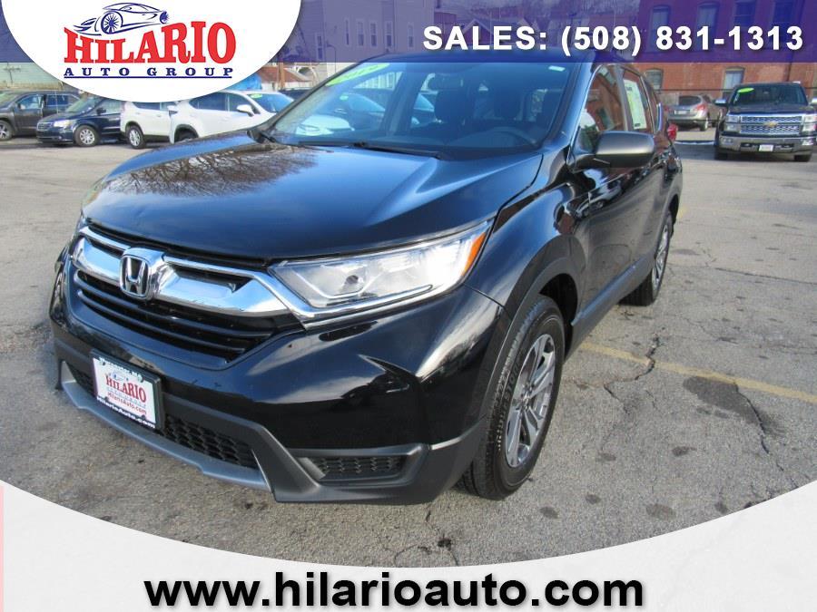 Used 2019 Honda CR-V in Worcester, Massachusetts | Hilario's Auto Sales Inc.. Worcester, Massachusetts