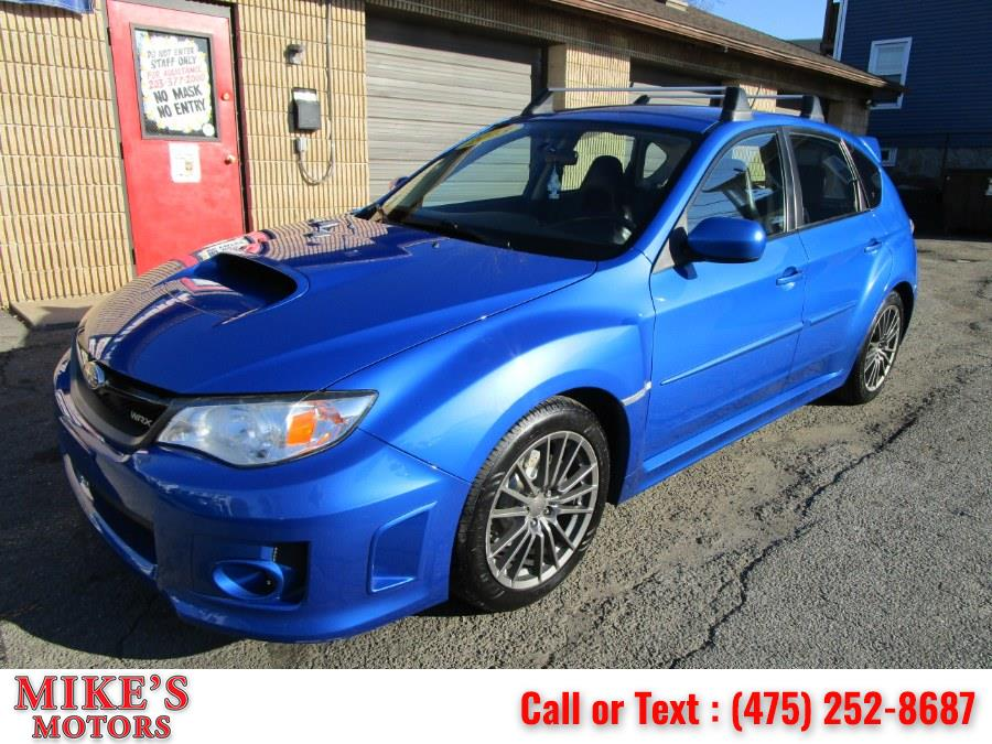 Used 2013 Subaru Impreza Wagon WRX in Stratford, Connecticut | Mike's Motors LLC. Stratford, Connecticut