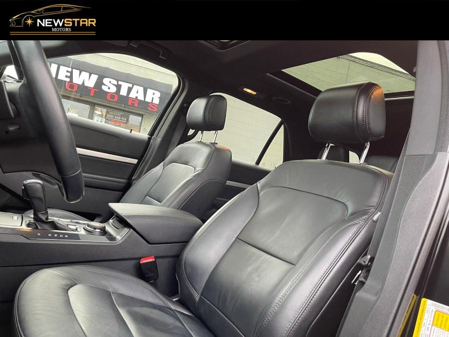 Used Ford Explorer XLT 4WD 2017 | New Star Motors. Chelsea, Massachusetts