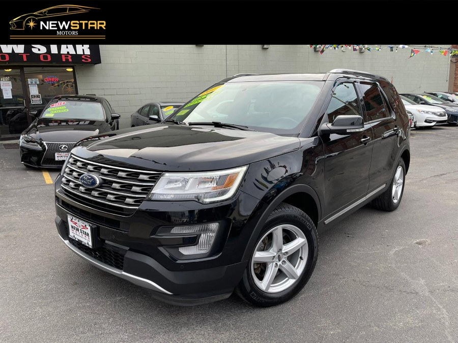 Used 2017 Ford Explorer in Chelsea, Massachusetts | New Star Motors. Chelsea, Massachusetts