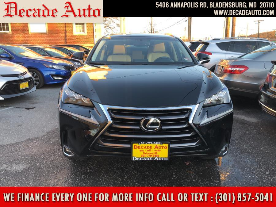 Used 2015 Lexus NX 200t in Bladensburg, Maryland | Decade Auto. Bladensburg, Maryland