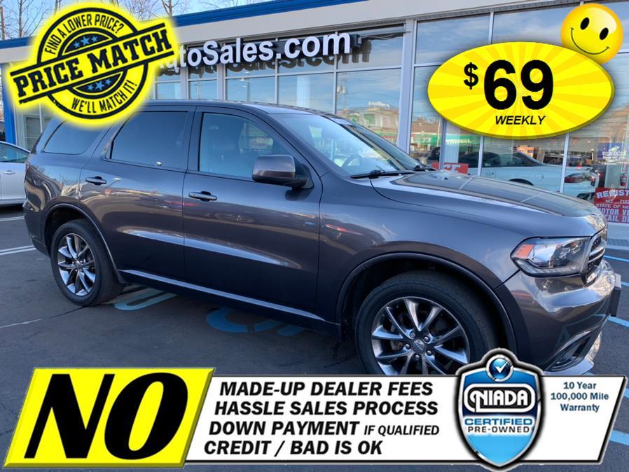 Used 2015 Dodge Durango in Rosedale, New York | Sunrise Auto Sales. Rosedale, New York
