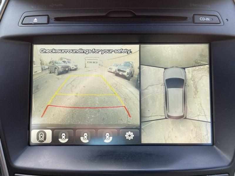 Used Hyundai Santa Fe Sport 2.0T Ultimate Auto AWD 2017 | Union Street Auto Sales. West Springfield, Massachusetts