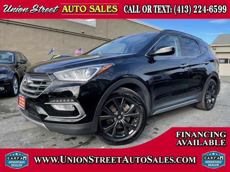 Used 2017 Hyundai Santa Fe Sport in West Springfield, Massachusetts | Union Street Auto Sales. West Springfield, Massachusetts