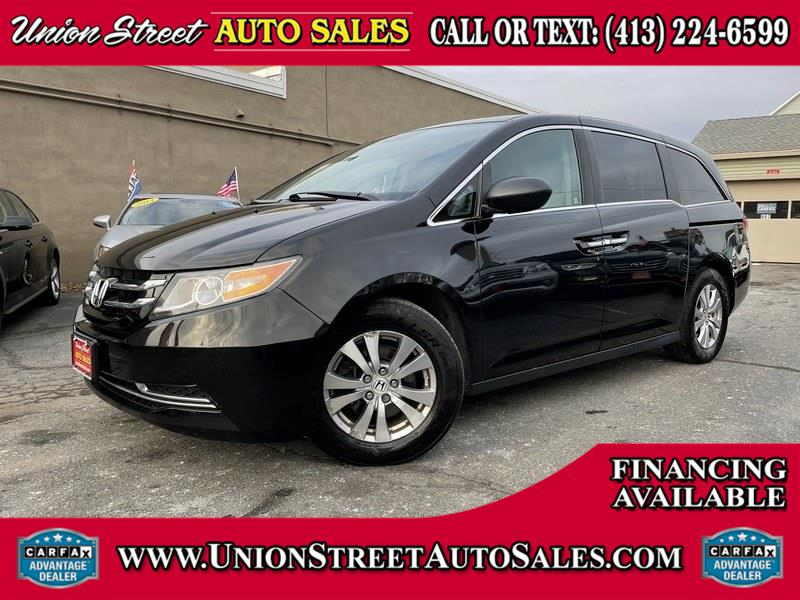 Used 2015 Honda Odyssey in West Springfield, Massachusetts | Union Street Auto Sales. West Springfield, Massachusetts