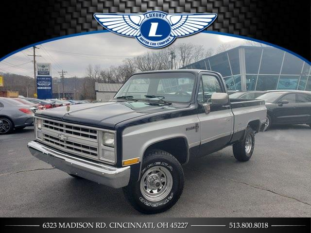 Used 1987 Chevrolet V10 in Cincinnati, Ohio | Luxury Motor Car Company. Cincinnati, Ohio