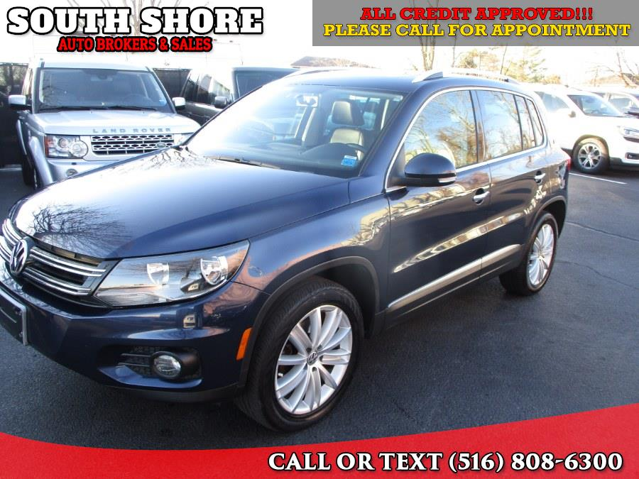 2013 Volkswagen Tiguan 4WD 4dr Auto S *Ltd Avail*, available for sale in Massapequa, NY