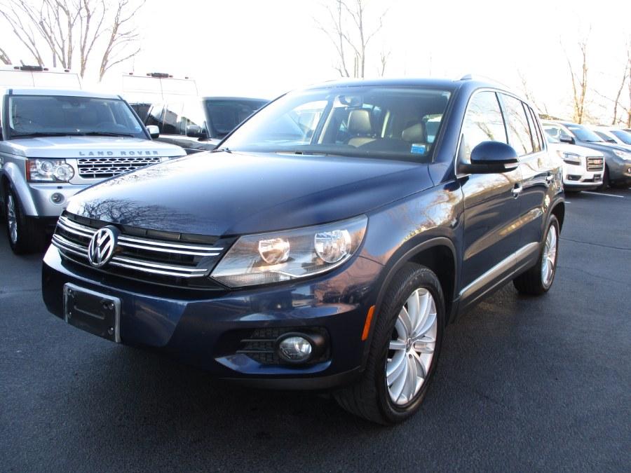 Used Volkswagen Tiguan 4WD 4dr Auto S *Ltd Avail* 2013 | South Shore Auto Brokers & Sales. Massapequa, New York