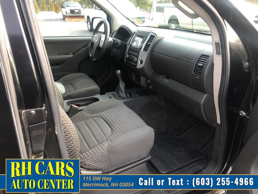 Used Nissan Frontier King Cab 4x2 SV 2017 | RH Cars LLC. Merrimack, New Hampshire