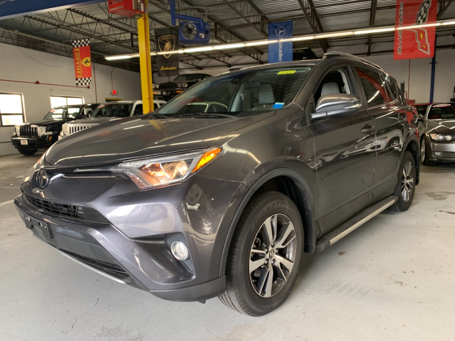 Used Toyota RAV4 XLE AWD (Natl) 2018 | MP Motors Inc. West Babylon , New York