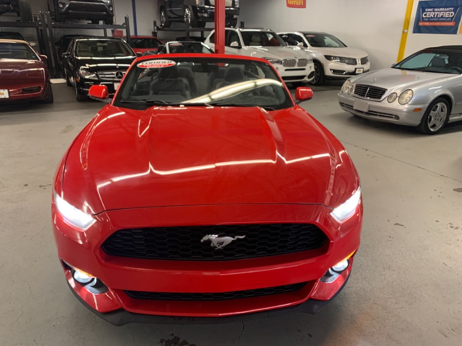 Used Ford Mustang EcoBoost Premium Convertible 2017 | MP Motors Inc. West Babylon , New York