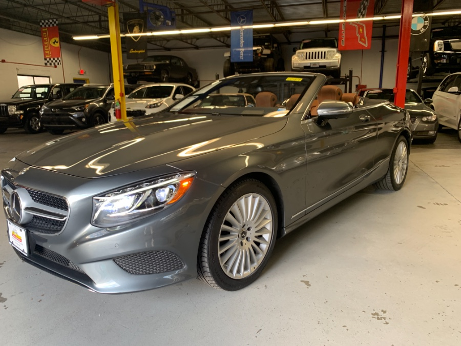 Used 2017 Mercedes-Benz S-Class in West Babylon , New York | MP Motors Inc. West Babylon , New York