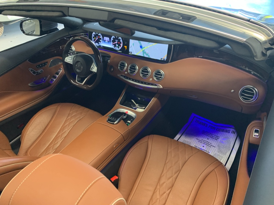 Used Mercedes-Benz S-Class S 550 Cabriolet 2017 | MP Motors Inc. West Babylon , New York