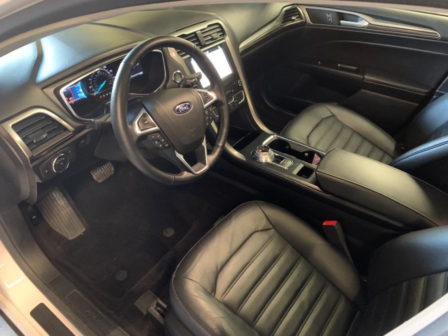 Used Ford Fusion SE AWD 2017 | MP Motors Inc. West Babylon , New York