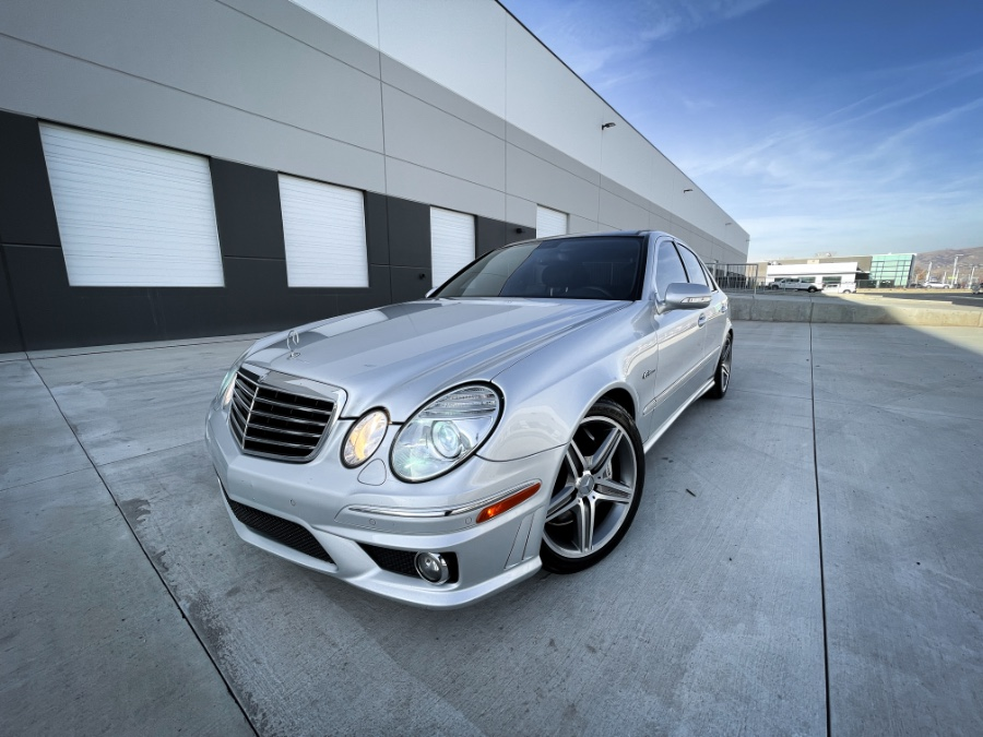 Used 2009 Mercedes-Benz E-Class in Salt Lake City, Utah | Guchon Imports. Salt Lake City, Utah