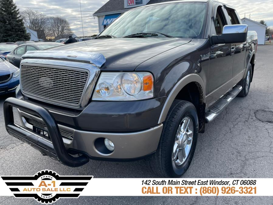 Used 2006 Ford F-150 in East Windsor, Connecticut | A1 Auto Sale LLC. East Windsor, Connecticut