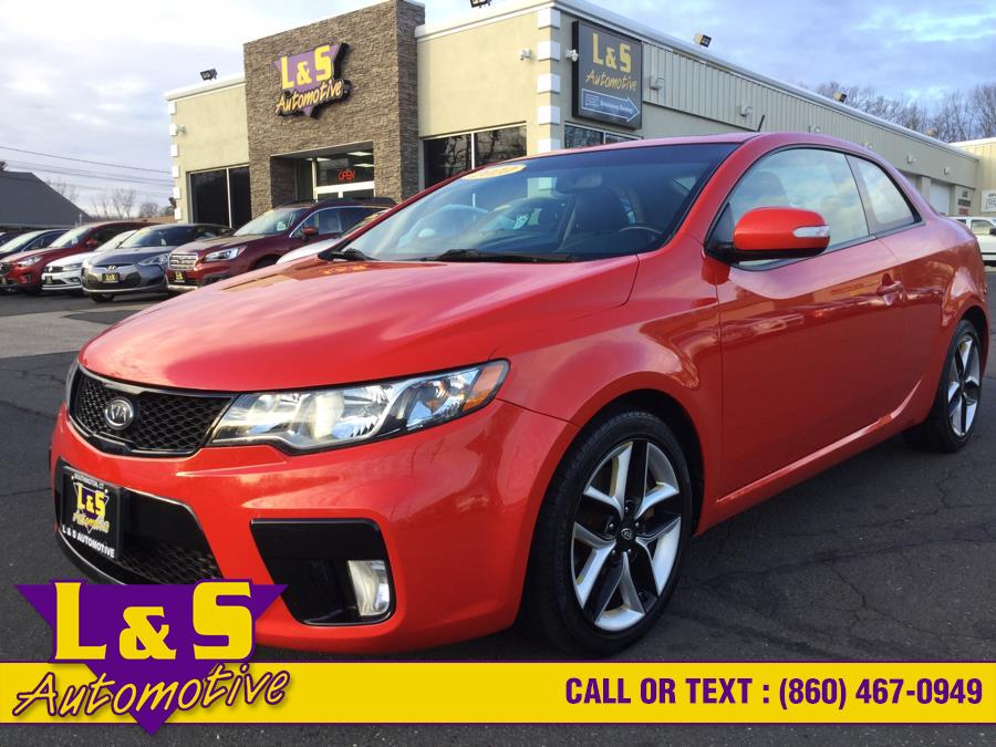 Used 2010 Kia Forte Koup in Plantsville, Connecticut | L&S Automotive LLC. Plantsville, Connecticut