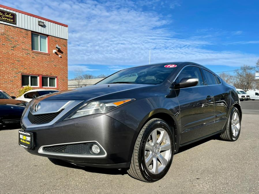 Used 2010 Acura ZDX in South Windsor, Connecticut | Mike And Tony Auto Sales, Inc. South Windsor, Connecticut