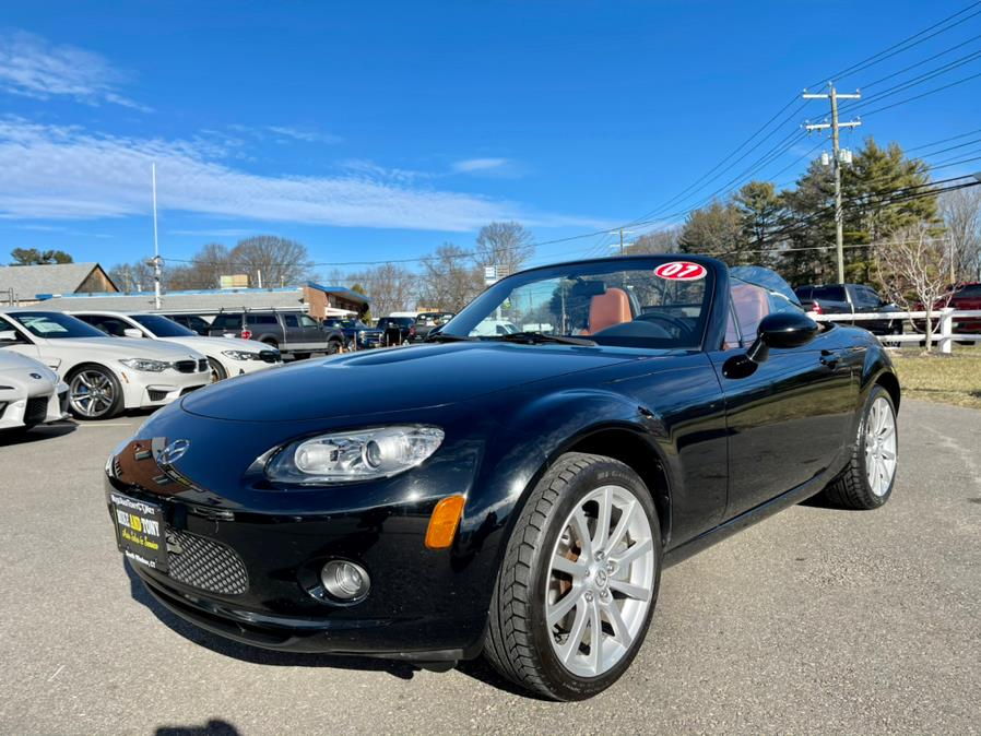 Used 2006 Mazda MX-5 Miata in South Windsor, Connecticut | Mike And Tony Auto Sales, Inc. South Windsor, Connecticut