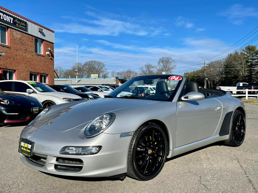 Used 2006 Porsche 911 in South Windsor, Connecticut | Mike And Tony Auto Sales, Inc. South Windsor, Connecticut