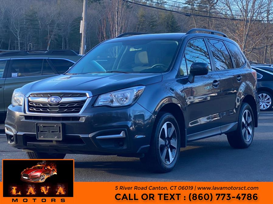 Used 2017 Subaru Forester in Canton, Connecticut | Lava Motors. Canton, Connecticut
