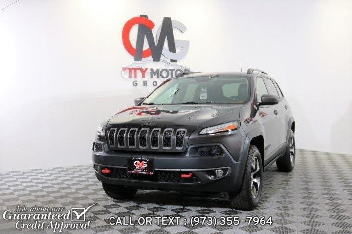 Used 2015 Jeep Cherokee in Haskell, New Jersey | City Motor Group Inc.. Haskell, New Jersey