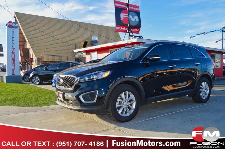 Used 2017 Kia Sorento in Moreno Valley, California | Fusion Motors Inc. Moreno Valley, California