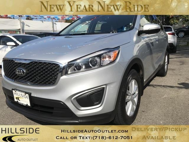 Used Kia Sorento LX 2017 | Hillside Auto Outlet. Jamaica, New York