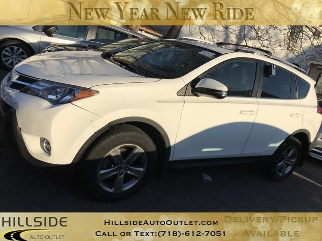Used Toyota Rav4 XLE 2015 | Hillside Auto Outlet. Jamaica, New York